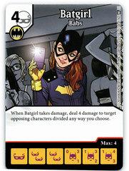 Batgirl - Babs (Die & Card Combo)