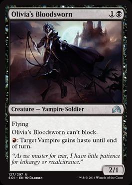 Olivias Bloodsworn