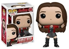 #95 Scarlet Witch
