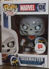 Marvel Series - #124 - Taskmaster [Walgreens]