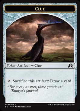 Clue Token (Noah Bradley)