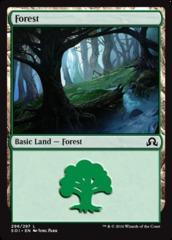 Forest - Foil (296)(SOI)