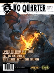 No Quarter Magazine Issue #65