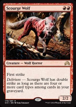 Scourge Wolf