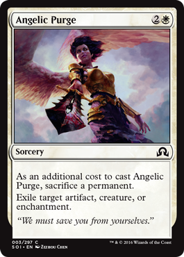Angelic Purge - Foil