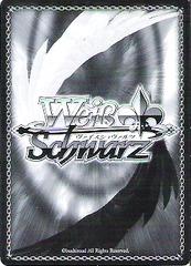 Summer Sunset Girl Rin Hoshizora - LL/W36-TE17 - RRR