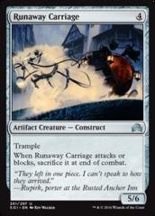 Runaway Carriage