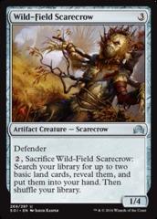 Wild-Field Scarecrow - Foil