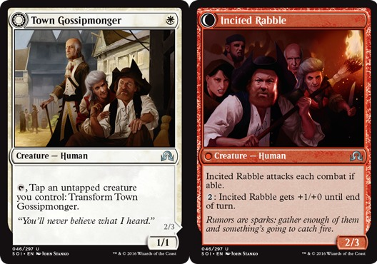 1 card Shadows over Innistrad Port Town
