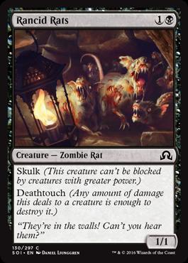 Rancid Rats - Foil