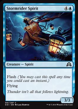 Stormrider Spirit - Foil
