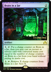 Brain in a Jar - Foil - Prerelease Promo