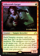 Falkenrath Gorger (Shadows over Innistrad Prerelease)