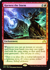 Harness the Storm - Foil - Prerelease Promo