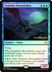 Nephalia Moondrakes (Shadows over Innistrad Prerelease 2-3 April 2016)