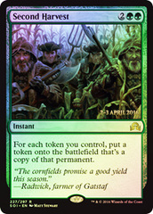 Second Harvest - Foil - Prerelease Promo