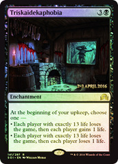 Triskaidekaphobia (Shadows over Innistrad Prerelease)