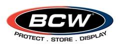 BCW Side Loading 18 Pocket Pro Pages - Blue