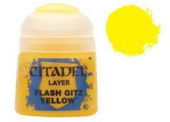 Flash Gitz Yellow - 24 ml