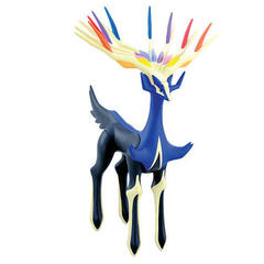 Pokemon Xerneas Collectible Figure from Xerneas Collection Box Set