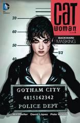 Catwoman - Volume 5 - Backward Masking