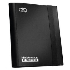 Ultimate Guard - 9 - Pocket Mini American FlexXfolio - Black