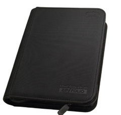 Ultimate Guard - 9-Pocket Mini American ZipFolio - XenoSkin Black