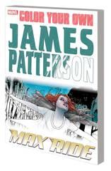 Color Your Own James Patterson Tp