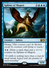 Sphinx of Magosi 2016 Welcome Deck