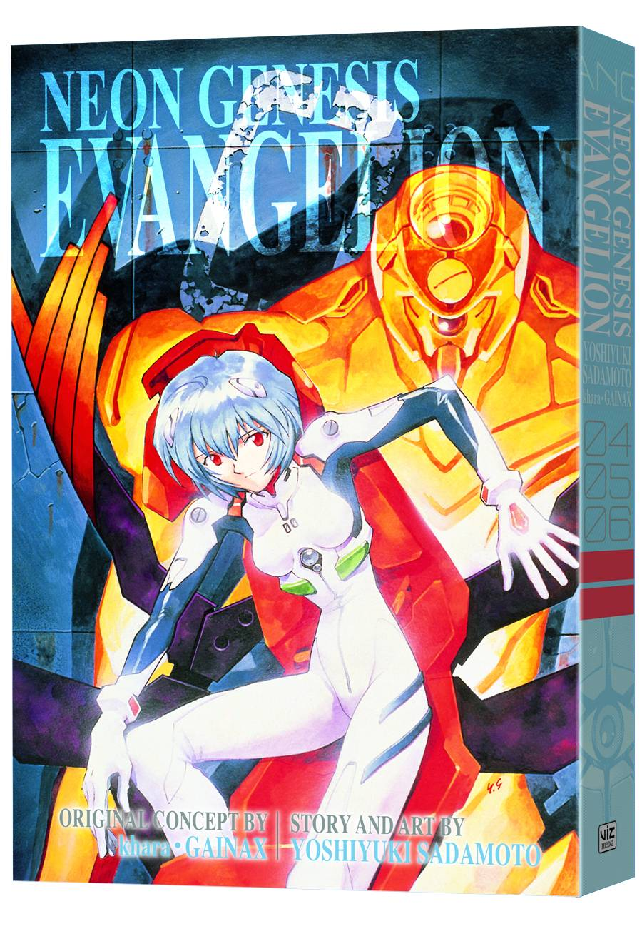 Neon Genesis Evangelion 3In1 Tp Vol 02 (Dec121291)