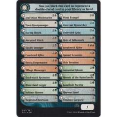 Shadows Over Innistrad Checklist Card (CH1)