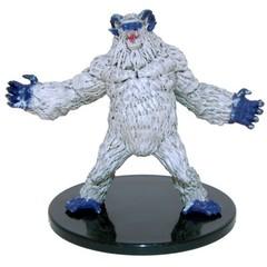 YETI  Monster Menagerie