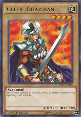 Celtic Guardian - MIL1-EN026 - Rare - 1st Edit