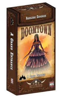 Doomtown Saddlebag 11 - A Grand Entrance