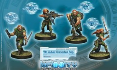 9th Wulver Grenadiers Box (280162-0420)