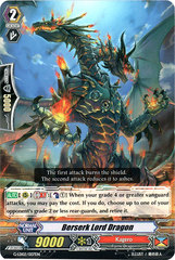 Berserk Lord Dragon - G-LD02/007EN - C on Channel Fireball