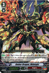 Amber Dragon, Midnight - G-LD02/003EN - RRR