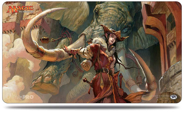 Ultra PRO Magic Conspiracy Take the Crown Selvala Playmat