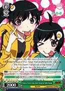 Heroes of Justice Game, Karen Araragi & Tsukihi Araragi - NM/S24-TE15 - TD