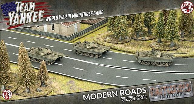 BB188 - Modern Roads