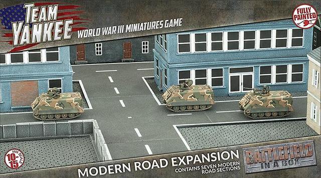 BB189 - Modern Roads Expansion