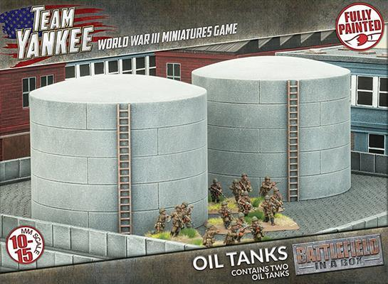BB190 - Oil Tanks