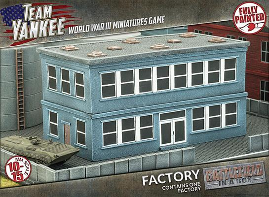 BB192 - Factory Building
