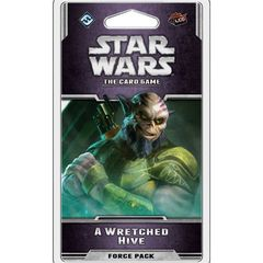 A Wretched Hive - Force Pack (Star Wars) - The Card Game