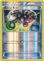 Energy Reset - 98/124 - Uncommon - Reverse Holo