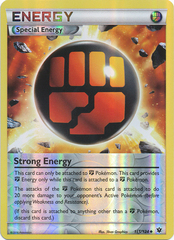 Strong Energy - 115/124 - Uncommon - Reverse Holo