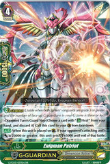 Enigman Patriot - G-FC03/037 - RR on Channel Fireball