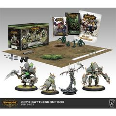 Cryx - Battlegroup (WarMachine) - MK III