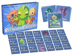 Recall of Cthulhu - Memory Matching Game