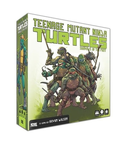Teenage Mutant Ninja Turtles - Shadows of the Past